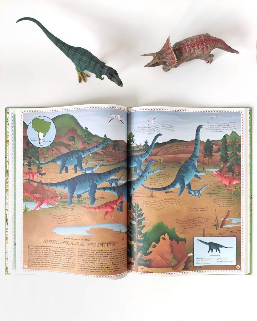 dinosaurios - atlas