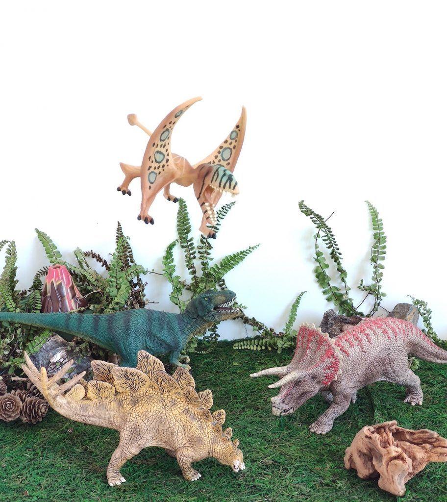 dinosaurios - minimundo
