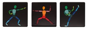 puzzle magnético posturas