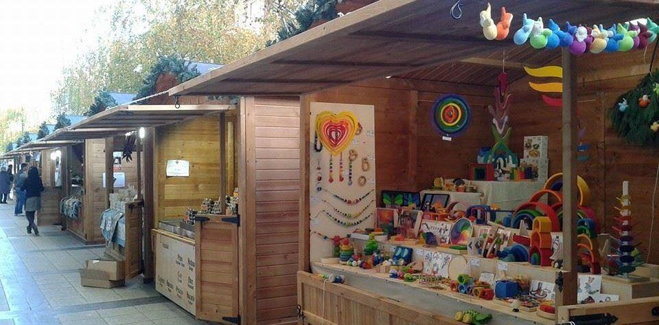 Alupé Mercado Solidario Navideño