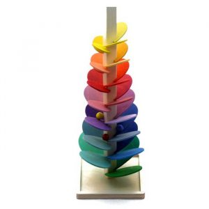 Arbol musical juguetes creativos de madera